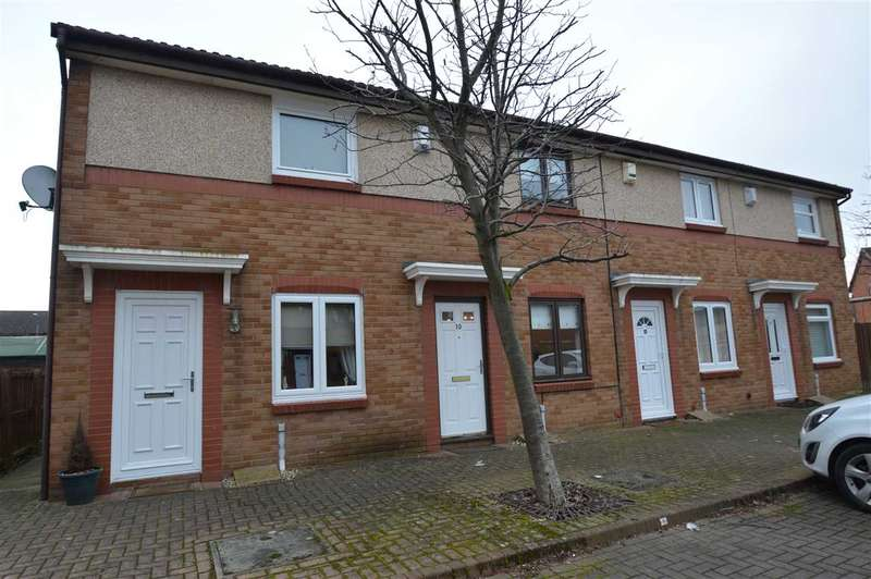 2 Bedrooms Terraced House for sale in Young Place, Uddingston