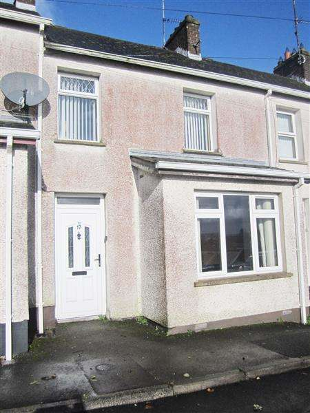 2 Bedrooms Terraced House for sale in 17 Whaley Terrace