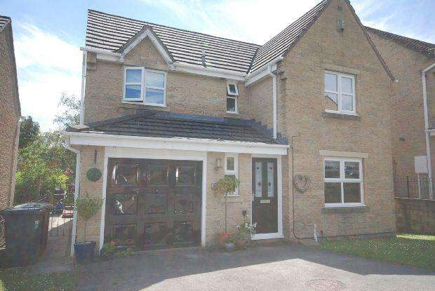4 Bedrooms Detached House for sale in Birch Close, Cavendish Fields, Buxton