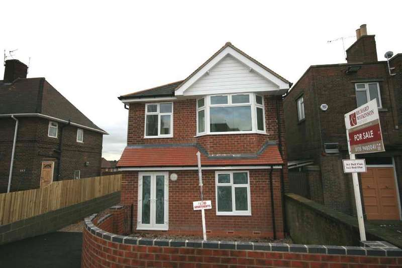 4 Bedrooms Detached House for sale in Basford