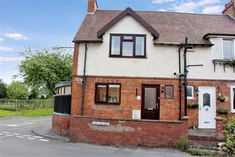 2 Bedrooms Terraced House for sale in The Square, Stockton, CV47