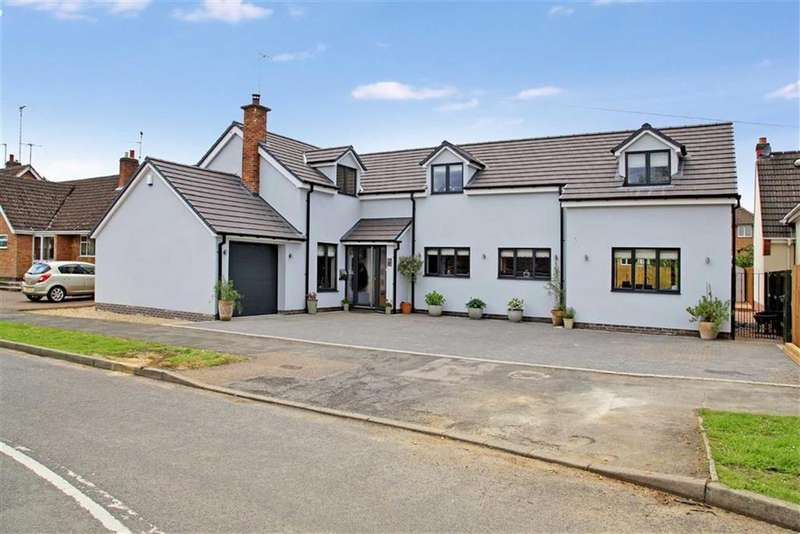 4 Bedrooms Detached House for sale in Marsh Avenue, Kibworth Harcourt
