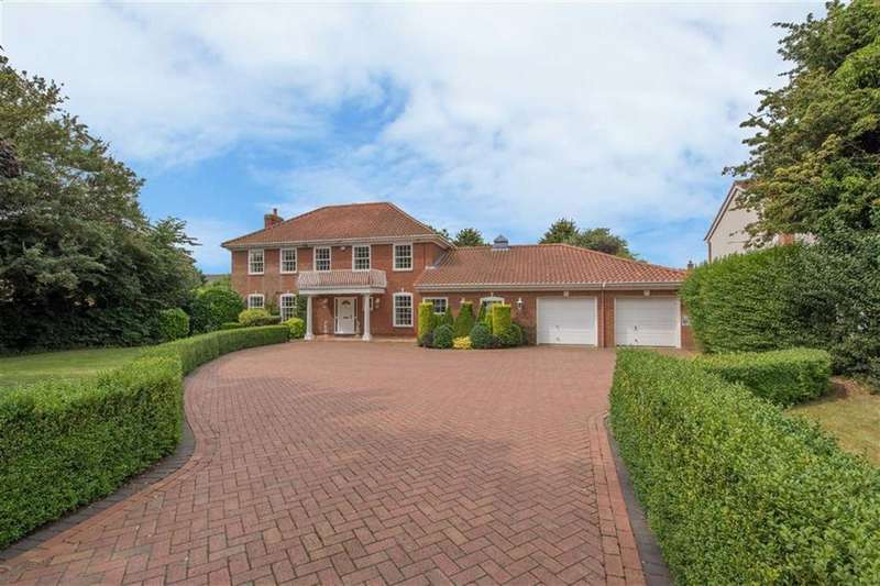 4 Bedrooms Detached House for sale in Barton Road, Barton Seagrave