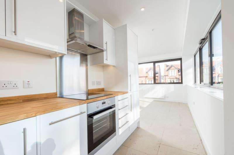 2 Bedrooms Apartment Flat for sale in Barclay House, 242 - 254 Banbury Road, Summertown, Oxford