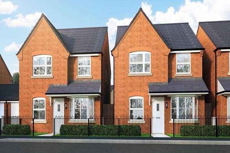 4 Bedrooms Detached House for sale in Vincent Court, Stevenage, SG1