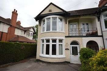 4 Bedrooms Semi Detached House for sale in Crewe Road, Wistaston, Crewe, Cheshire, CW2 6PU