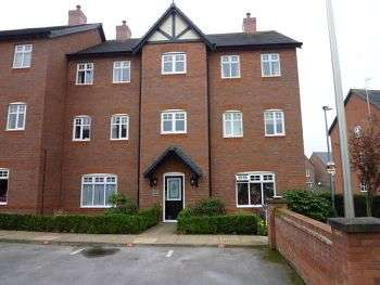1 Bedroom Flat for sale in Newhaven Court, Mansion Gardens, Nantwich, CW5 6LF
