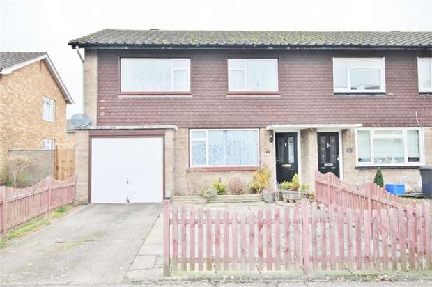 3 Bedrooms End Of Terrace House for sale in Greenfield Street, WALTHAM ABBEY, Essex