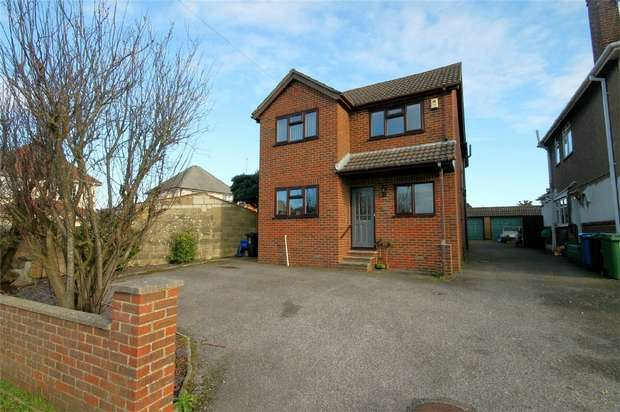 4 Bedrooms Detached House for sale in Bright Road, Oakdale, Poole, Dorset