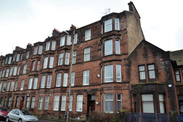 1 Bedroom Flat for sale in Kingarth Street, Strathbungo, G42