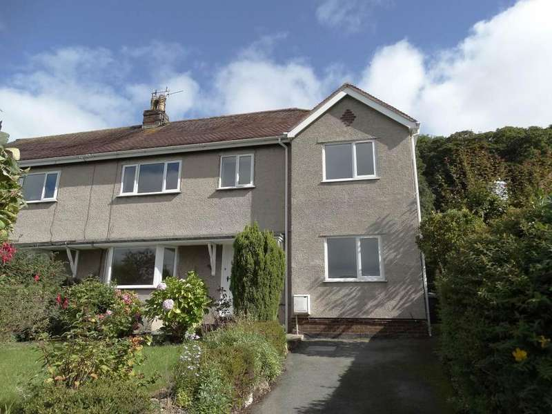 5 Bedrooms Semi Detached House for sale in 98 Dinerth Road, Rhos on Sea, LL28 4YH