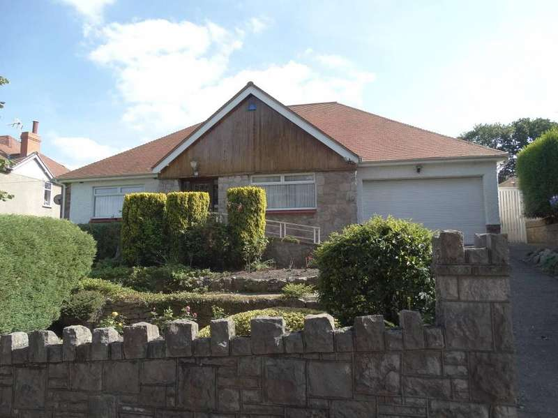 4 Bedrooms Detached Bungalow for sale in 8 Holyrood Avenue, Old Colwyn, LL29 8BA