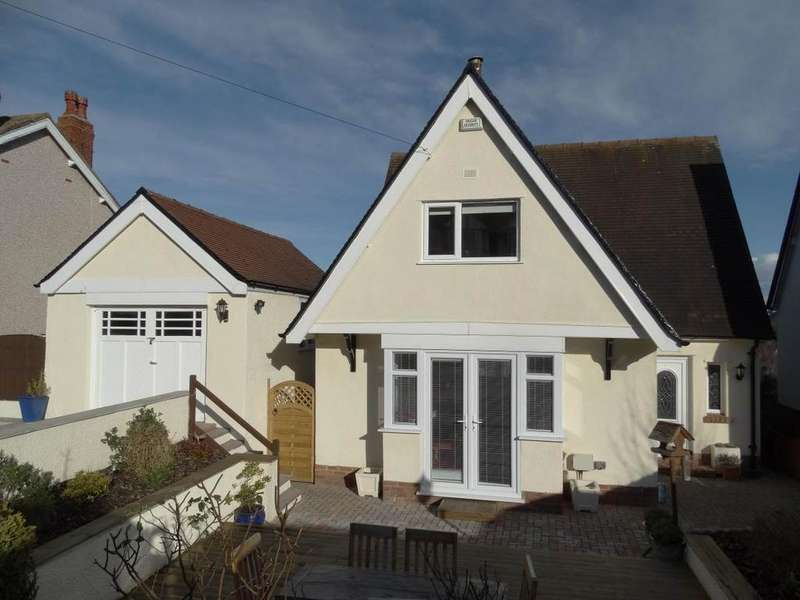 3 Bedrooms Detached House for sale in 21 Smith Avenue, Old Colwyn, LL29 8BE