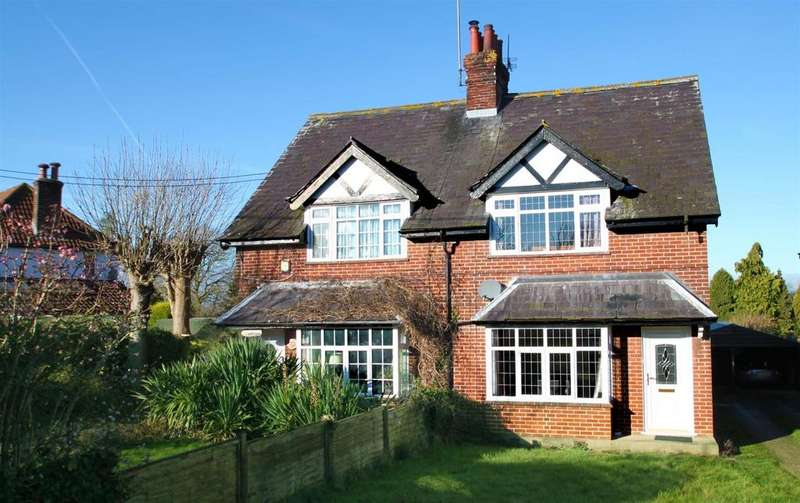 3 Bedrooms Semi Detached House for sale in Watlington Road, Lewknor