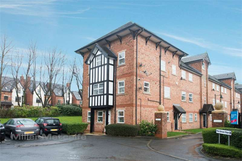 3 Bedrooms Flat for sale in Chandlers Row, Stablefold, Worsley, Manchester
