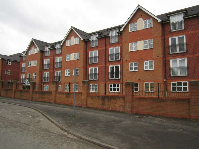 2 Bedrooms Flat for sale in Sir Williams Court, Hall Lane, Manchester, M23