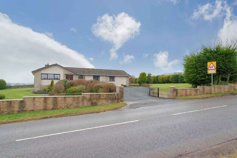 Plot Commercial for sale in Carnwath Road, Braehead, Lanark, South Lanarkshire, ML11 8EY