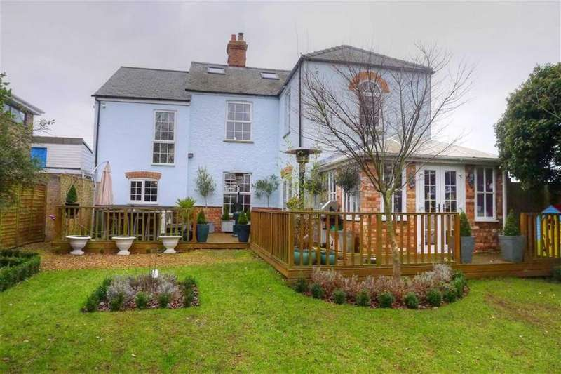 6 Bedrooms Detached House for sale in Station Road, Willingham, Cambridge
