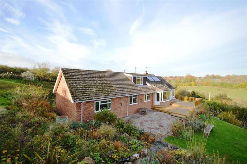5 Bedrooms Detached Bungalow for sale in Ewyas Harold, Hereford