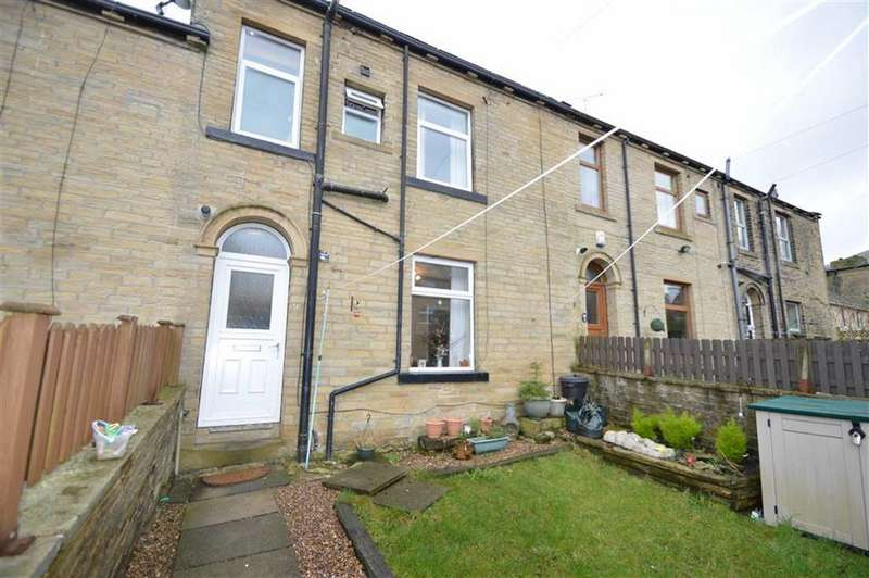 2 Bedrooms Terraced House for sale in Jane Street, Denholme BD13, Denholme