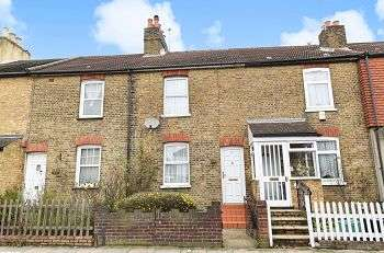 3 Bedrooms Terraced House for sale in Albany Road, Chislehurst, Kent, BR7 6BQ