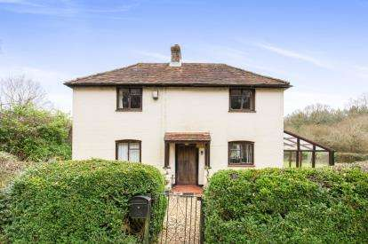 2 Bedrooms Detached House for sale in Colbury, Southampton, Hampshire