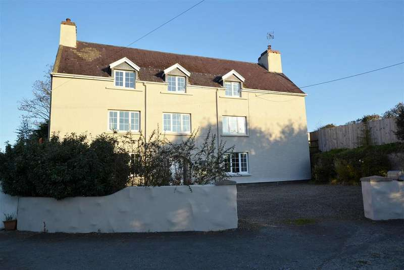 5 Bedrooms Detached House for sale in Redberth