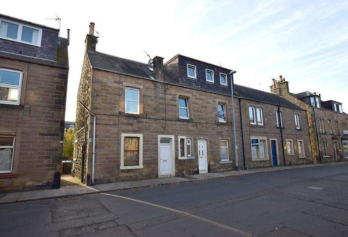 3 Bedrooms Flat for sale in 300 Gala Park, Galashiels, TD1 1HQ