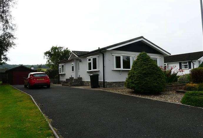 2 Bedrooms Detached House for sale in 1 Cherrybank Springwood Village, Kelso, TD5 8LP