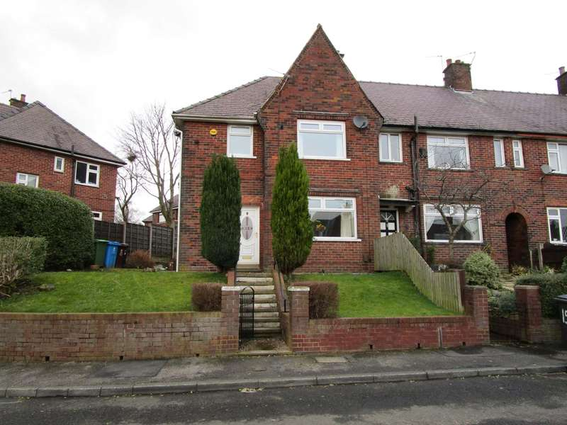 3 Bedrooms Semi Detached House for sale in Hillside Avenue, Royton