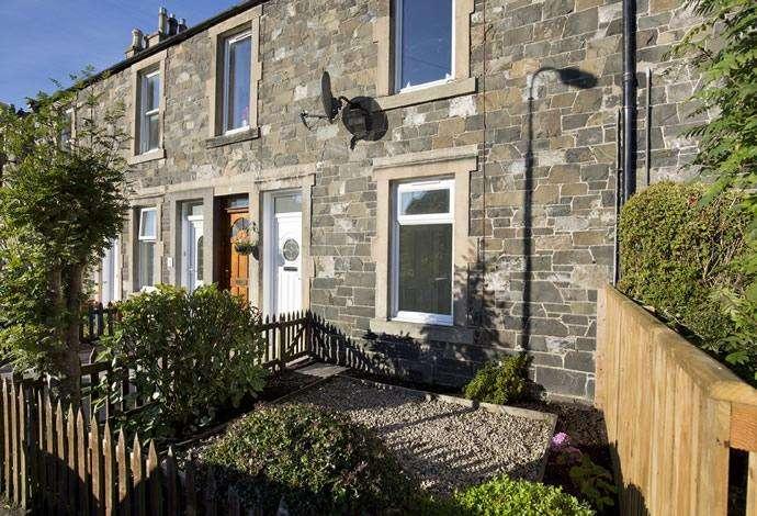 1 Bedroom Flat for sale in 6 Graham Street, Peebles, EH45 8JP