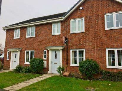3 Bedrooms Terraced House for sale in Albion Walk, Chorley, Lancashire, PR7