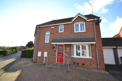 5 Bedrooms House for sale in Stone Close, Wellingborough, Northamptonshire