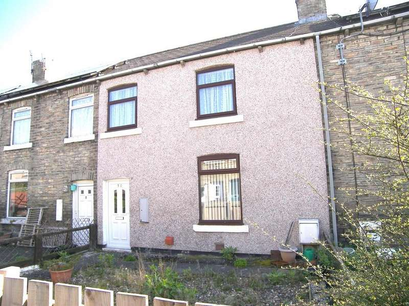 2 Bedrooms Terraced House for sale in Chestnut Street, Ashington