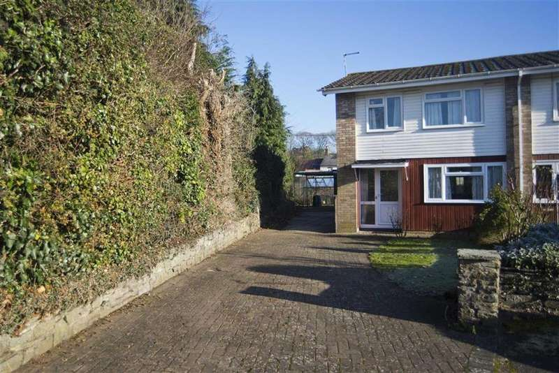3 Bedrooms Semi Detached House for sale in The Beeches, Raglan, Monmouthshire