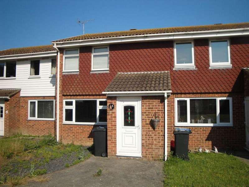 2 Bedrooms Terraced House for sale in Copperhurt Walk, Palm Bay, Cliftonville, Margate CT9