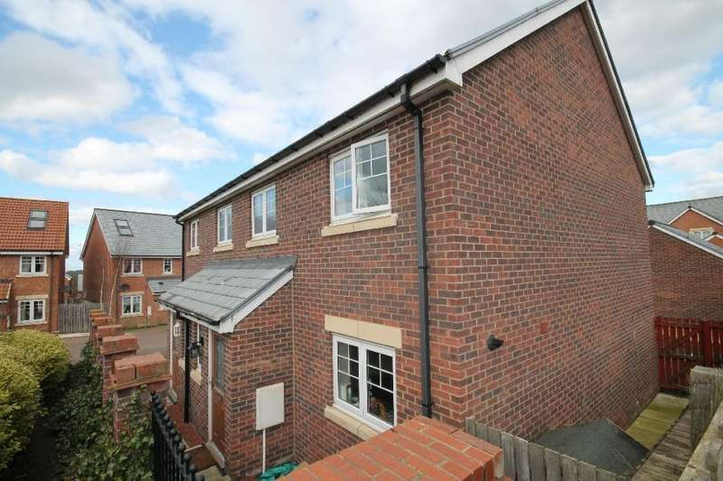 3 Bedrooms Semi Detached House for sale in Howard Close, West Cornforth