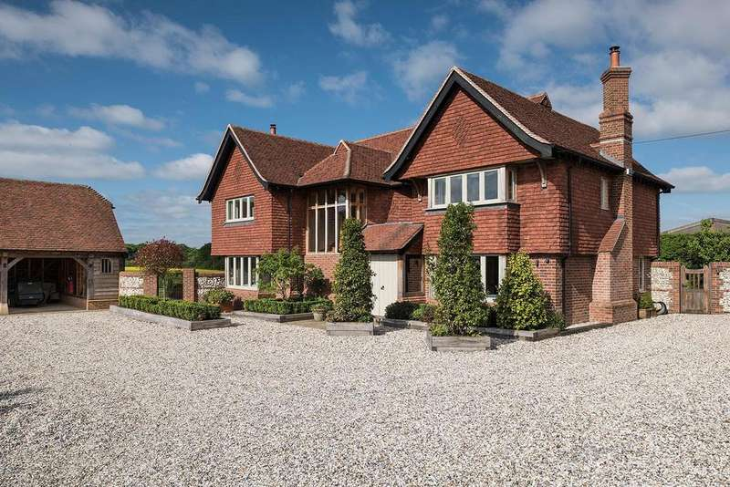 5 Bedrooms Detached House for sale in Nuffield, Henley-On-Thames