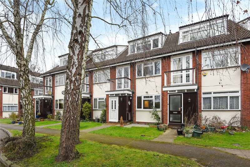 1 Bedroom Apartment Flat for sale in Cherrycroft Gardens, Westfield Park, Pinner, Middlesex, HA5