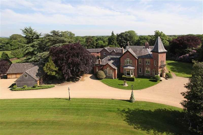 11 Bedrooms Detached House for sale in Merrymans Lane, Alderley Edge