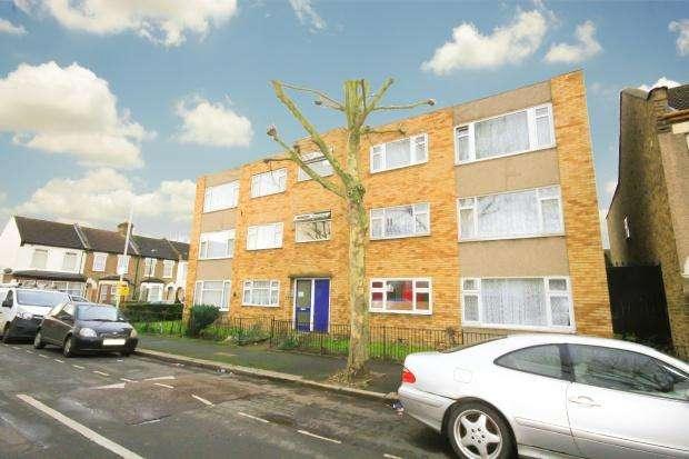 2 Bedrooms Flat for sale in St. Bernard's Road, London, E6