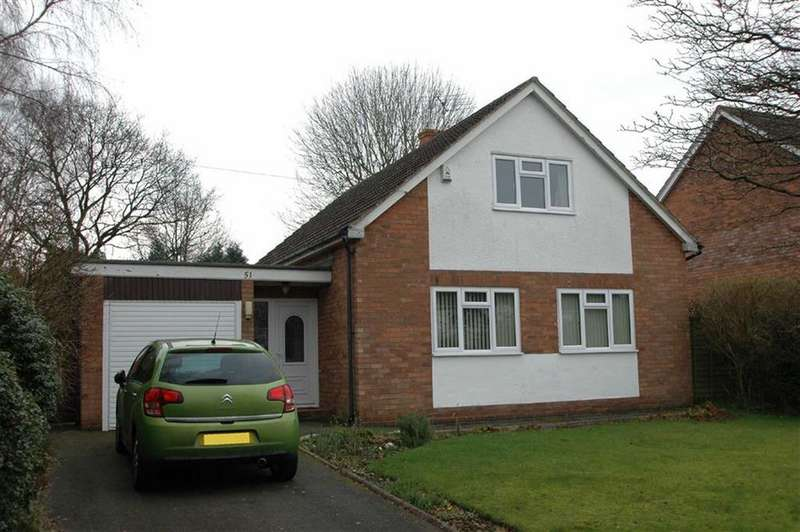 4 Bedrooms Detached Bungalow for sale in Shepherds Lane, Upton, Chester