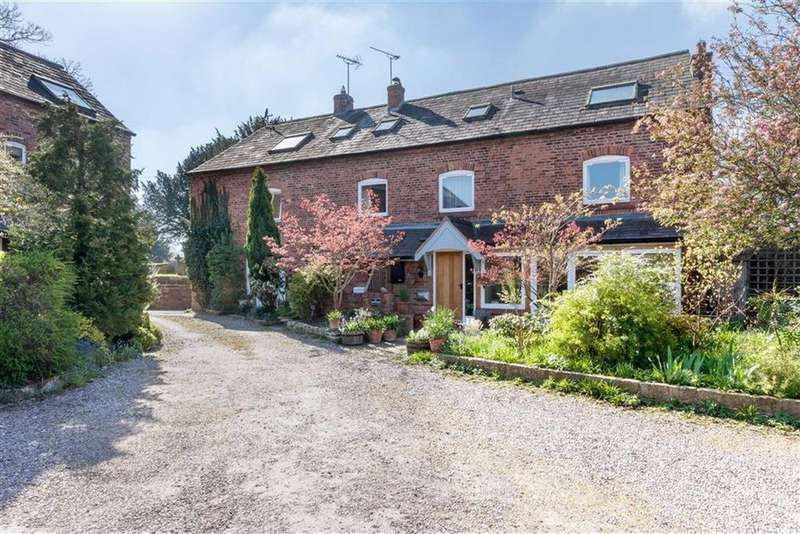 4 Bedrooms Barn Conversion Character Property for sale in Church Court, Church Lane, Farndon