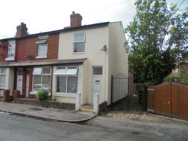 2 Bedrooms Terraced House for sale in Wetherall Street, Levenshulme, Manchester, M19