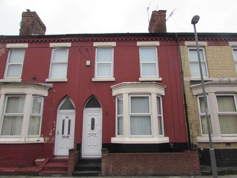 3 Bedrooms Terraced House for sale in Pendennis Street