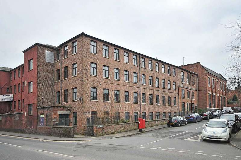 1 Bedroom Apartment Flat for sale in Silk Mill