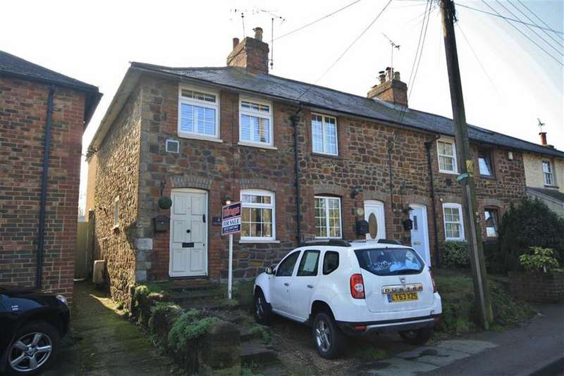 2 Bedrooms End Of Terrace House for sale in Wrotham Heath, Kent