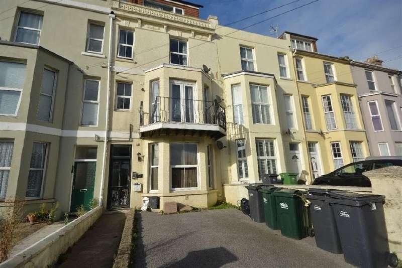 2 Bedrooms Flat for sale in Mount Pleasant Road, Hastings