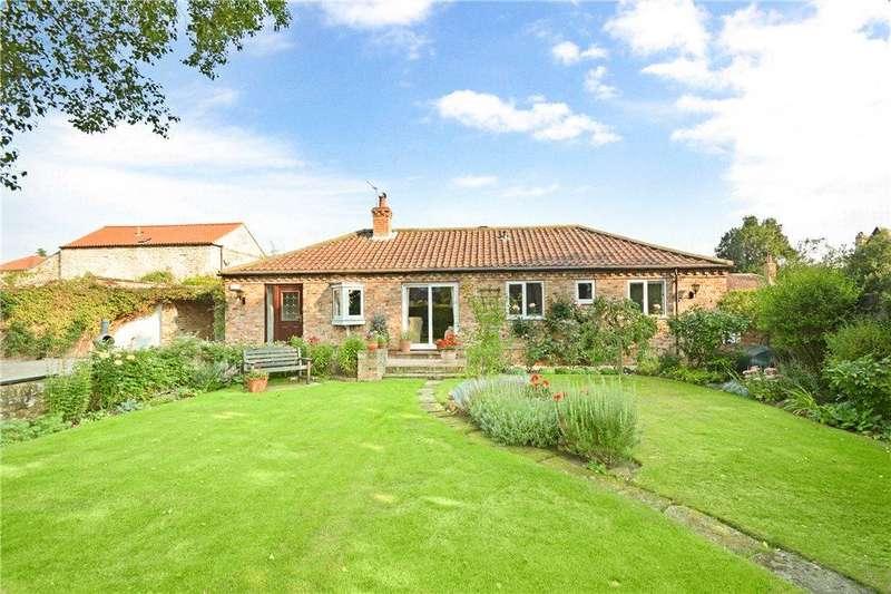 3 Bedrooms Detached Bungalow for sale in Home Farm Court, Church Street, Goldsborough, Knaresborough