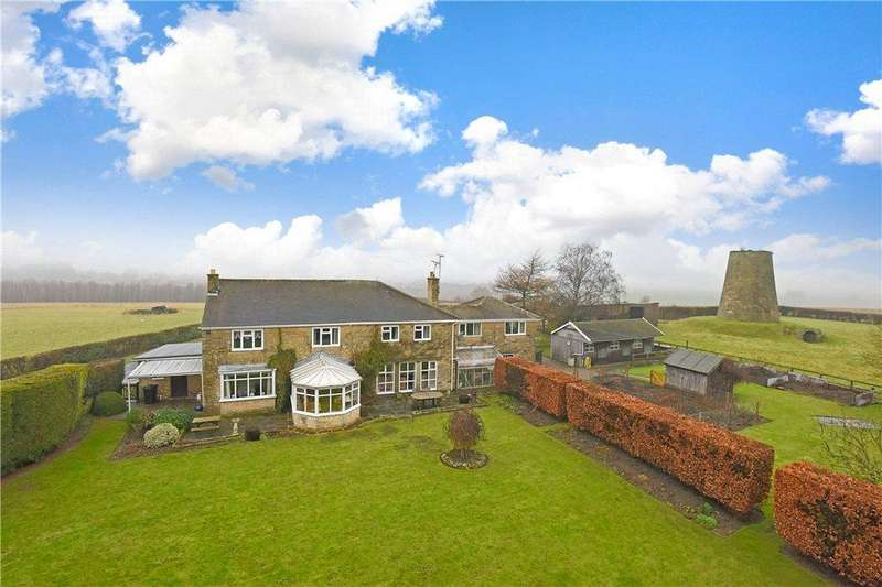 5 Bedrooms Detached House for sale in Windmill Road, Bramham, Wetherby, West Yorkshire